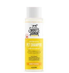 Skout's Honor Skout's Honor Probiotic Pet Shampoo Honeysuckle 16oz