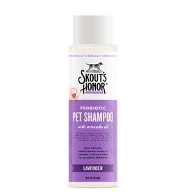 Skout's Honor Skout's Honor Probiotic Pet Shampoo Lavender 16oz