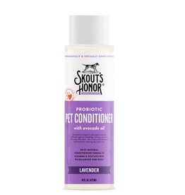 Skout's Honor Skout's Honor Probiotic Pet Conditioner Lavender 16oz