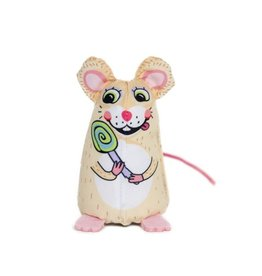 Fuzzu Fuzzu Sweet Baby Mice Lolli Mouse Cat Toy