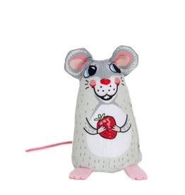 Fuzzu Fuzzu Sweet Baby Mice Sweetie Mouse Cat Toy