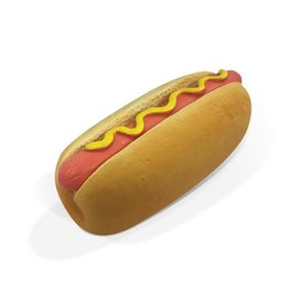 Fou Fou Dog Fou Fou Fit Latex Fast Food Hot Dog
