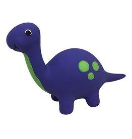 Fou Fou Dog Fou Fou Fit Latex Dino Brontosaurus