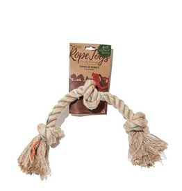 Define Planet Rope Toy Triple Knot Small