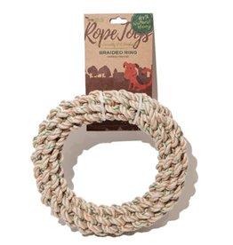 Define Planet Rope Toy Braided Ring Medium