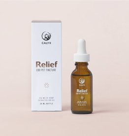 Calyx Wellness Calyx Relief CBD Pet Tincture 250mg