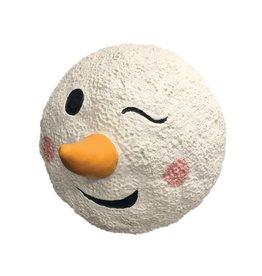 Fou Fou Dog FouFit Twinkle Snowball Latex Toy, Wink