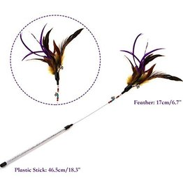 WonPet WonPet Feather Teasers 47cm