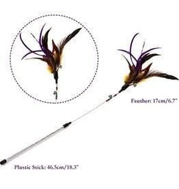 WonPet WonPet Feather Teasers 47cm