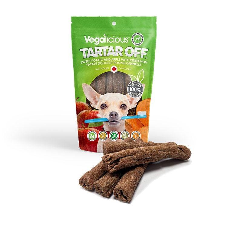 Fou Fou Dog Fou Fou Dog Tartar Off Sticks Sweet Potato & Apple Cinnamon 6pc
