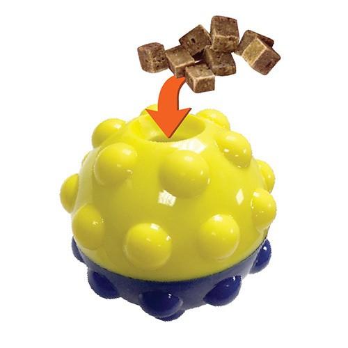 Fou Fou Dog Fou Fou Dog Mini Bumper Treat Ball