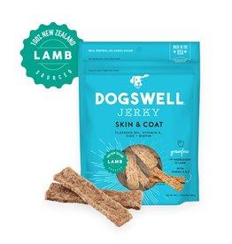 Dogswell Dogswell Skin & Coat Lamb Jerky 10oz