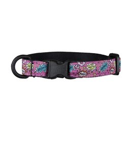 RC Pet RC Pet Kitty Breakaway Collar Pink Comic Sounds
