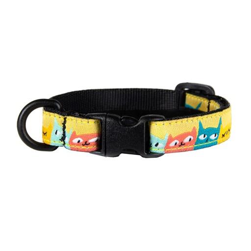 RC Pet RC Pet Kitty Breakaway Collar Cat-titude