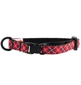 RC Pet RC Pet Kitty Breakaway Collar Red Tartan