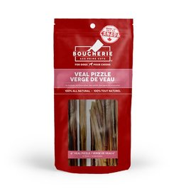 Fou Fou Dog Fou Fou Boucherie Veal Pizzle 6in 6pk