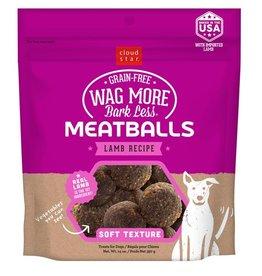 Cloud Star Cloud Star Wag More Meatballs Lamb Recipe 14oz