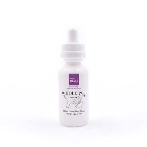 Mary's Whole Pet Mary's Whole Pet Tincture 300mg Regular Strength 1oz