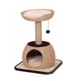 Petpals Petpals 2-Level Cat Tree w/Scratcher