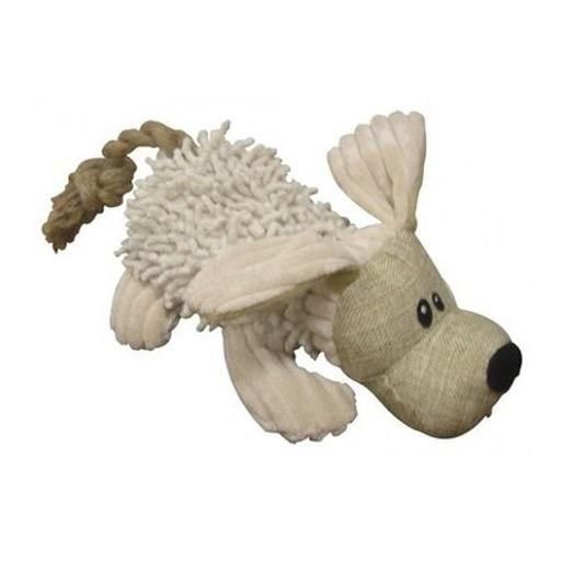 Kong PetLou Natural Twisted Dog 10""
