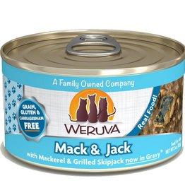 Weruva Weruva Mack & Jack Cat Can 5.5oz