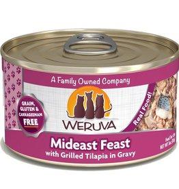Weruva Weruva Mideast Feast Cat Can 5.5oz