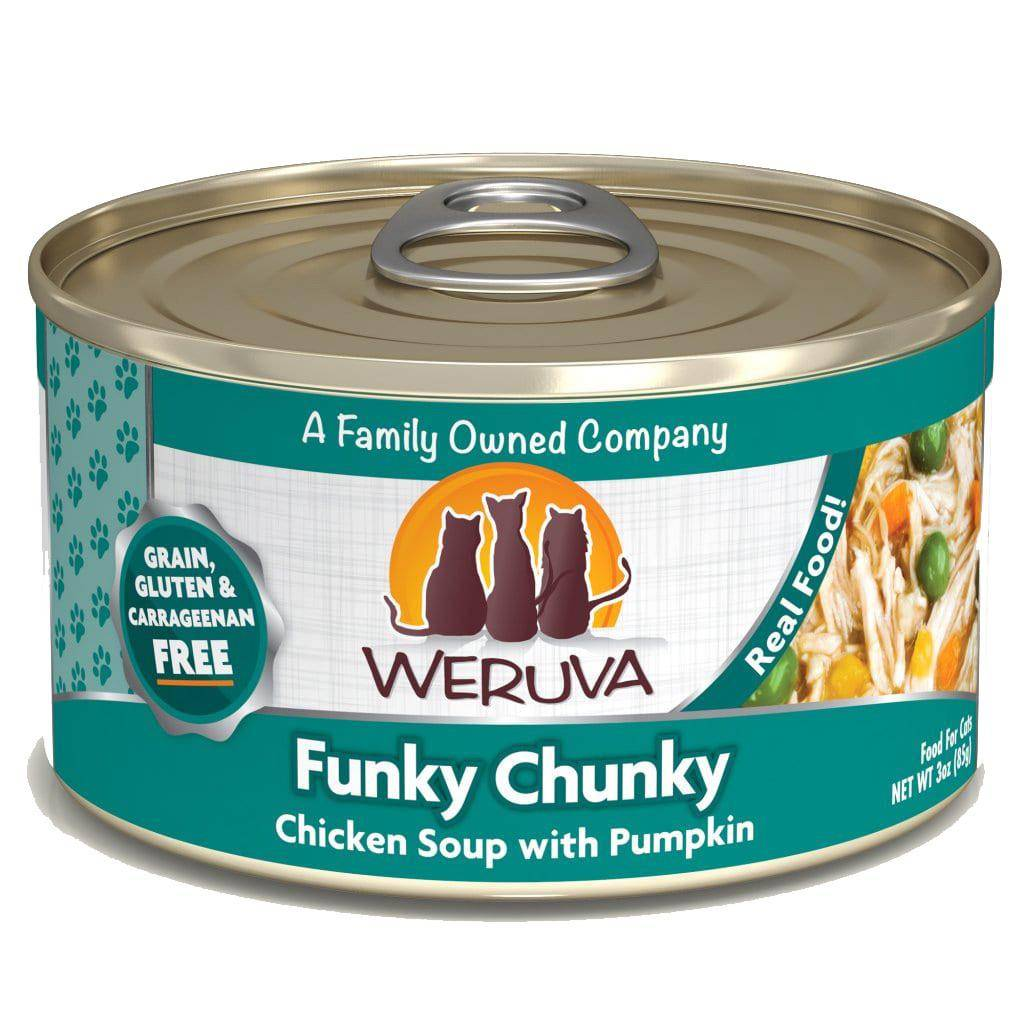 Weruva Weruva Funky Chunky Cat Can 5.5oz