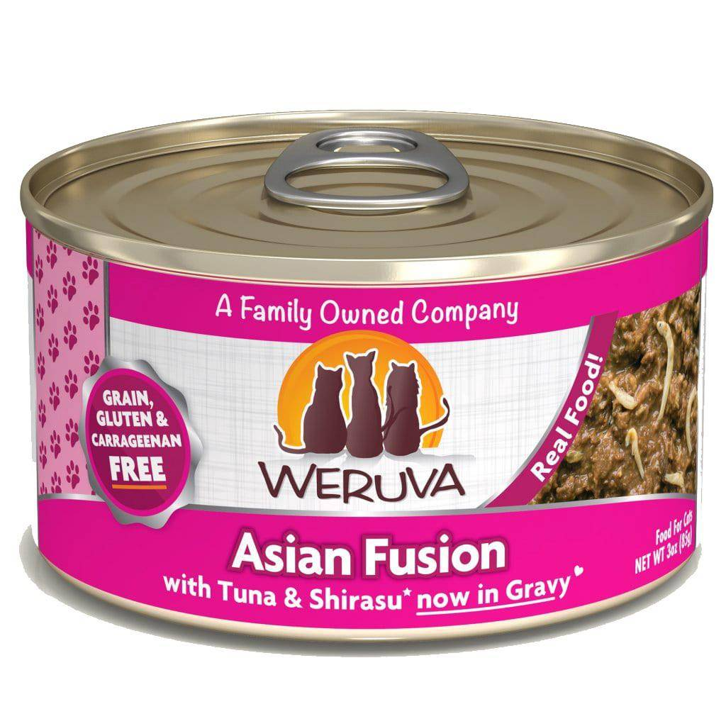 Weruva Weruva Asian Fusion Cat Can 5.5oz