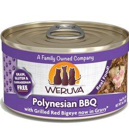Weruva Weruva Polynesian BBQ Cat Can 5.5oz
