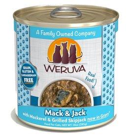 Weruva Weruva Mack & Jack Cat Can 10oz