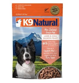 K9 Natural K9 Natural Freeze Dried Lamb & King Salmon 500g