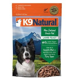 K9 Natural K9 Natural Freeze Dried Lamb 1.8kg