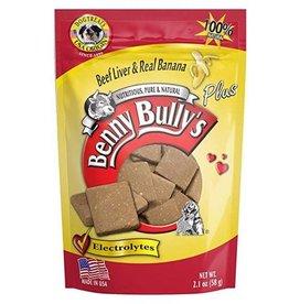 Benny Bully's Beef Liver Plus Banana 58g