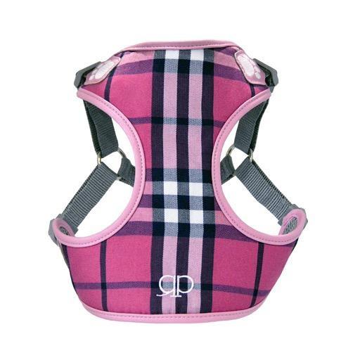 Pretty Paw Designer Harness Newport Pink