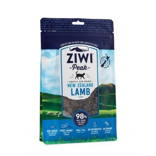 ZiwiPeak ZiwiPeak Daily Cusine Cat Pouch Lamb 1kg