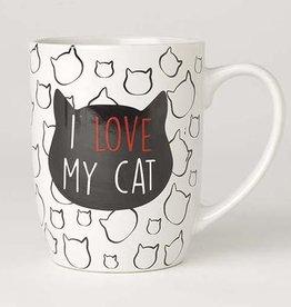 Petrageous Petrageous I Love My Mug 24oz
