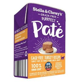Stella & Chewy's Stella & Chewy's Cat-Purrfect Pate Turkey 5.5oz