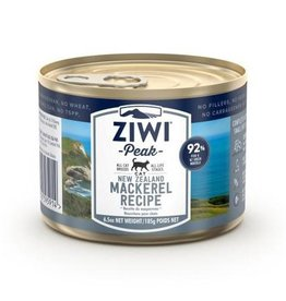 ZiwiPeak ZiwiPeak Daily Cusine Cat Can Mackerel 185g