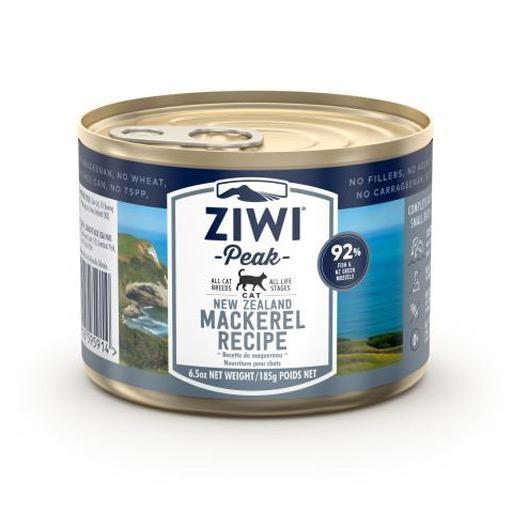 ZiwiPeak ZiwiPeak Daily Cuisine Cat Can Mackerel 185g
