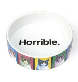 Petrageous Petrageous Grumpy Cat Pop Art Bowl 1 cup