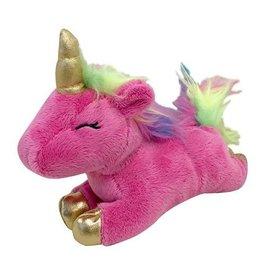 Fou Fou Dog Fou Fou Plush Unicorn Pink Small
