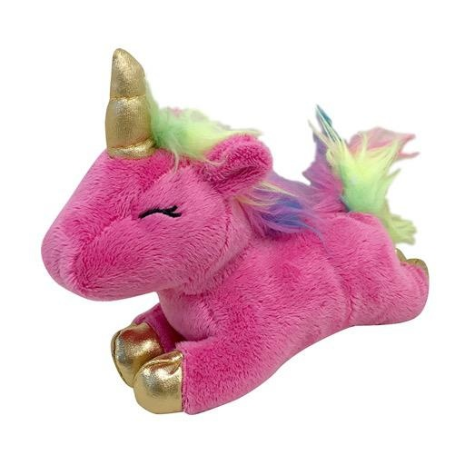 Fou Fou Dog Fou Fou Plush Unicorn Pink Small