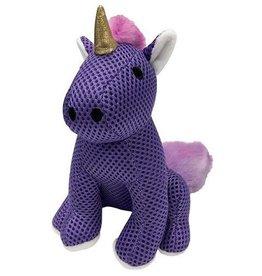 Fou Fou Dog Fou Fou Rainbow Bright Spike Ball Purple Unicorn