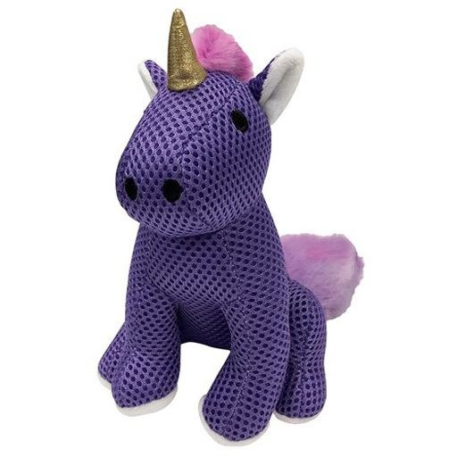 Fou Fou Dog Fou Fou Rainbow Bright Spike Ball Purple Unicorn