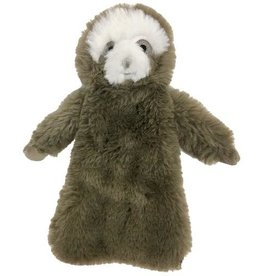 Fou Fou Dog Fou Fou Plush Sloth Collection Fuzzy Stuffless Crinkle Sloth