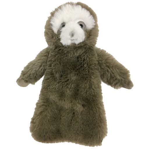 Fou Fou Dog Fou Fou Plush Sloth Collection Fuzzy Stuffless Crinkle Sloth