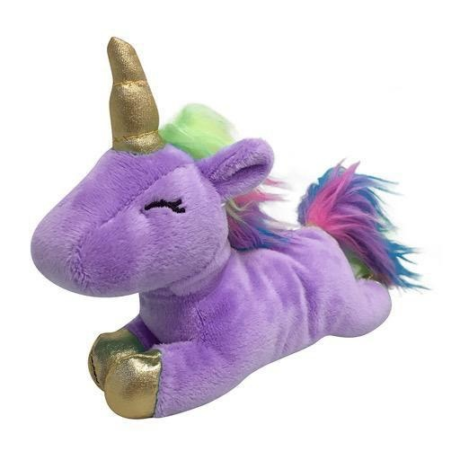 Fou Fou Dog Fou Fou Plush Unicorn Lilac Large