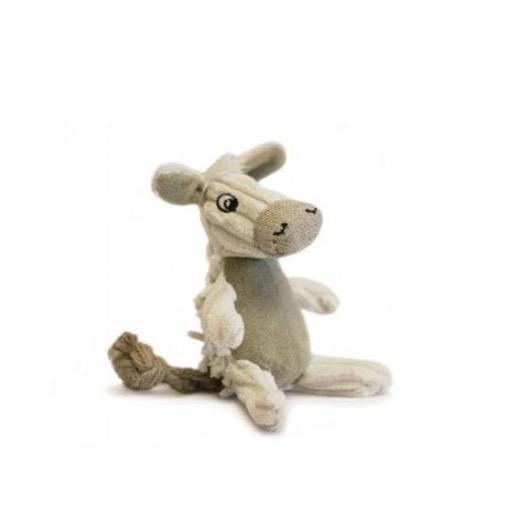 "PetLou PetLou Natural Twisted Donkey 15"""