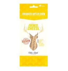 This & That Enhanced Antler Chews Everest Cheese Small