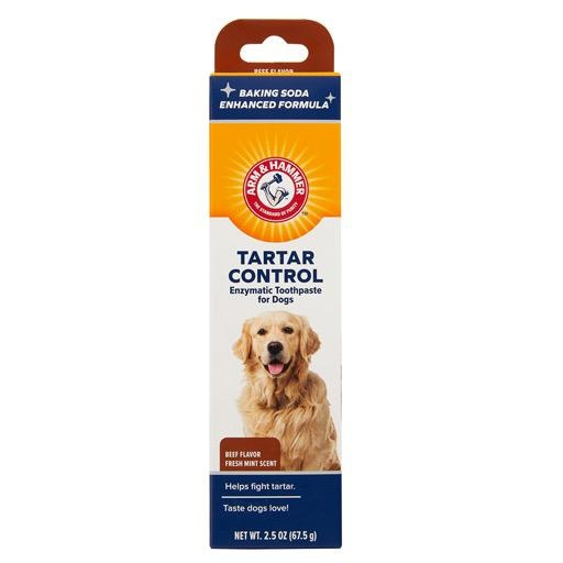 Arm & Hammer Arm & Hammer Advanced Care Enzymatic Toothpaste Tartar Control Beef Flavour 2.5oz